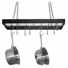 Rectangle Hanging Pot Rack