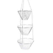 3-Piece Hanging Basket Set