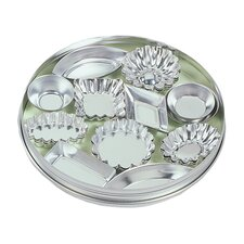 <strong>Fox Run Craftsmen</strong> 36-Piece Mini Tartlet Set