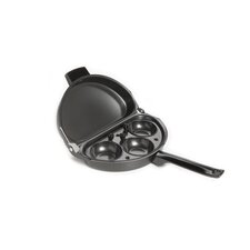 Non-Stick Egg Poacher and Omelette Pan