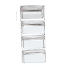 <strong>Fox Run Craftsmen</strong> Linked Bread Pans (Set of 4)
