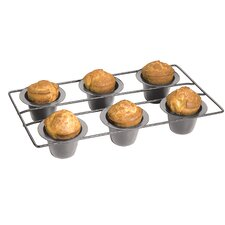 <strong>Fox Run Craftsmen</strong> Non-Stick Popover Pan