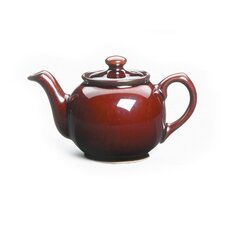 <strong>Fox Run Craftsmen</strong> Peter Sadler Teapot in Brown