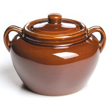 Ceramic Oval Dutch Oven