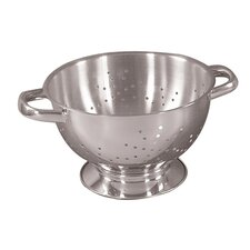 "<strong>Fox Run Craftsmen</strong> 13.25"" Stainless Steel Colander"