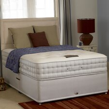 Inspirations Memory Foam Pocket Sprung 3500 Firm Mattress with Stretch Cover