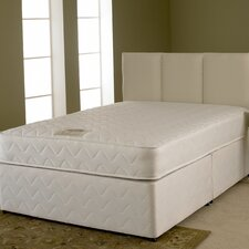 Rhapsody Micro Quilted Open Coil Sprung Mattress with Stretch Cover