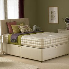 Nicole Pocket Sprung 2000 Mattress with Damask Cover