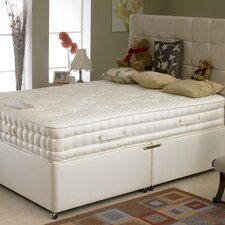 Savoy Latex 2000 Memory Foam Firm Mattress with Bamboo Cover