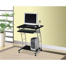 <strong>Hazelwood Home</strong> Computer Cart 3406