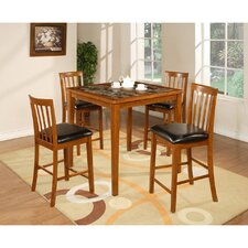 Counter Height 5 Piece Dining set