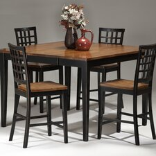 <strong>Imagio Home by Intercon</strong> Arlington 5 Piece Counter Height Dining Set