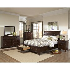 Justine Storage Sleigh Bedroom Collection
