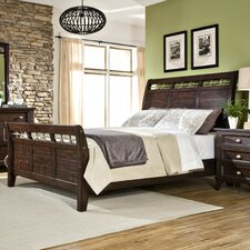 <strong>Imagio Home by Intercon</strong> Haven Sleigh Bed