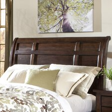 <strong>Imagio Home by Intercon</strong> Justine Sleigh Headboard