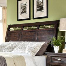 <strong>Imagio Home by Intercon</strong> Haven Sleigh Headboard