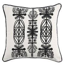 <strong>Kreme LLC</strong> Screen Print Branches Pillow