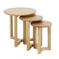 Eleanor 3 Piece Nest of Tables