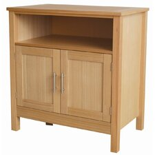 Occasional Willowdale Oak Veneer TV Stand