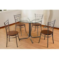 Renata 5 Piece Dining Set
