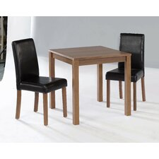 Brompton 3 Piece Dining Set