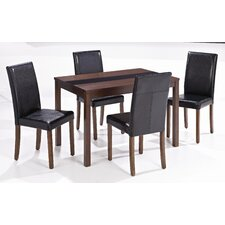 Ashleigh 5 Piece Dining Set