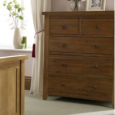 Hasting 3 plus 2 Drawer Chest