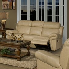 Motion Apollo Leather Reclining Sofa