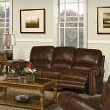 Motion Thor Leather Reclining Sofa