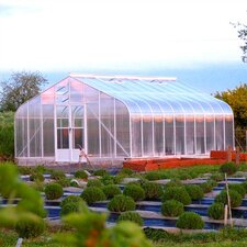<strong>Cross Country Greenhouses</strong> Cross Country Pacific Polycarbonate Greenhouse