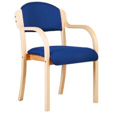 Bentwood Stacking Arm Chair