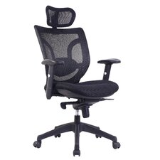 High-Back Mesh Executive Chair