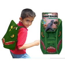 Dinosaur Bring Along Backpack in Dark Green