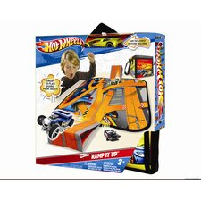 <strong>ZipBin</strong> Hot Wheels Ramp It Up Toy Box