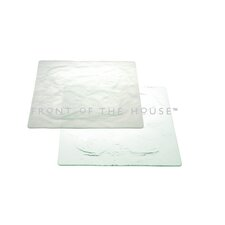 """Arctic 13"""" Square Plate"""