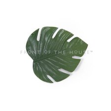 Philodendron Leaf Coaster (Set of 12)