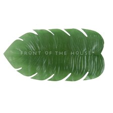 <strong>Front Of The House</strong> Philodendron Table Runner