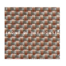 "<strong>Front Of The House</strong> Metroweave 16"" X 12"" Basketweave Placemat in Canyon (Set of 6)"