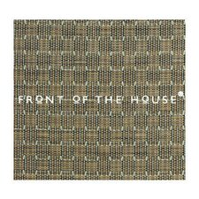 "<strong>Front Of The House</strong> Metroweave 11"" X 14"" Honeycomb Placemat in Bronze (Set of 6)"