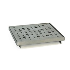 Stainless Steel Square Serving Tray