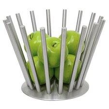 Sundial Stand Fruit Basket or Fruit Bowl