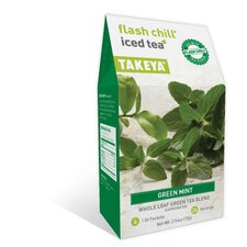 Green Mint Whole Leaf Iced Tea Blend