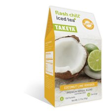 Coconut Lime Rooibos Whole Leaf Iced Tea Blend
