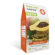 Tropical Black Whole Leaf Iced Tea Blend