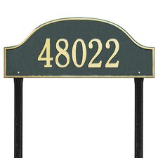 Admiral Address Sign