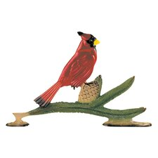 Cardinal Mailbox Ornament