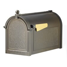 Streetside Post-Mounted Mailbox