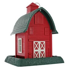 Barn Village Bird Feeder
