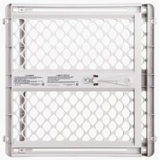 "26"" x 42"" Pressure Mounted Pet Gate"