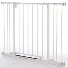 "29"" x 38.5"" Easy Close Metal Pet Gate"